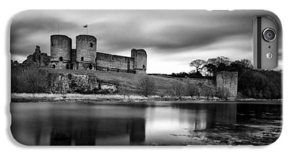 Rhuddlan Castle IPhone 6 Plus Case by Dave Bowman