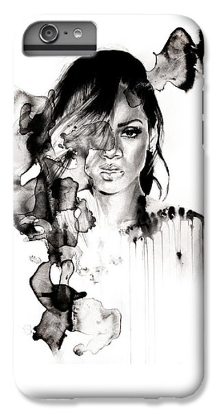 Rihanna Stay IPhone 6 Plus Case by Molly Picklesimer