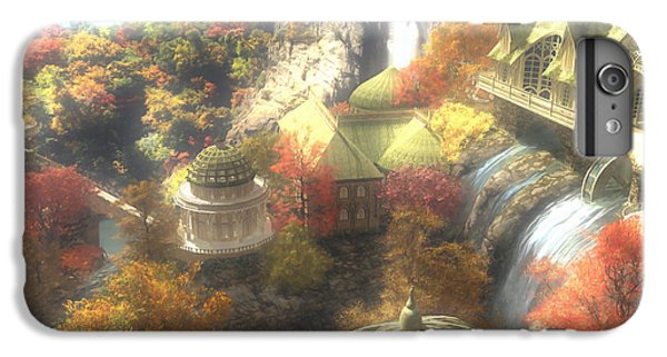Rivendell IPhone 6 Plus Case by Cynthia Decker