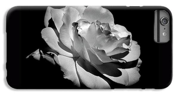 Rose IPhone 6 Plus Case by Rona Black