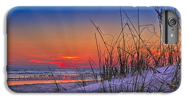 Sand And Sea IPhone 6 Plus Case by Marvin Spates