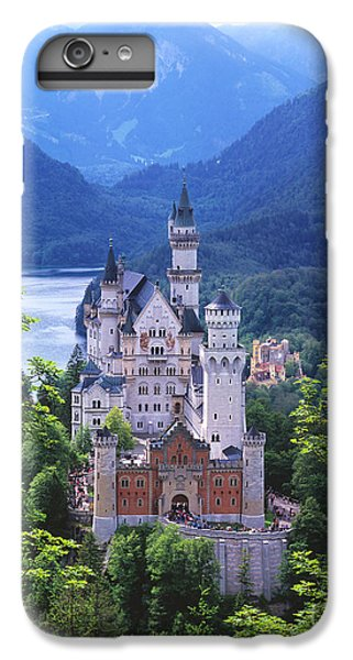 Schloss Neuschwanstein IPhone 6 Plus Case by Timm Chapman