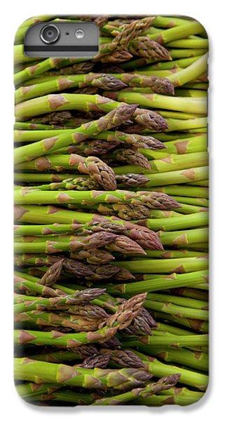Scotts Asparagus Farm, Marlborough IPhone 6 Plus Case by Douglas Peebles