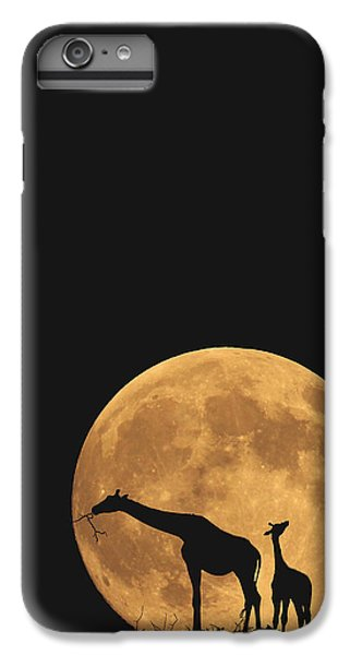 Serengeti Safari IPhone 6 Plus Case by Carrie Ann Grippo-Pike