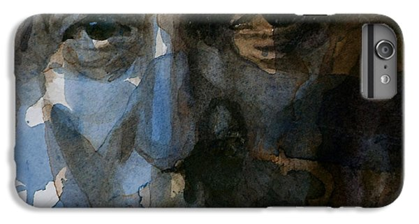 Shackled And Drawn IPhone 6 Plus Case by Paul Lovering