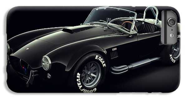 Shelby Cobra 427 - Ghost IPhone 6 Plus Case by Marc Orphanos