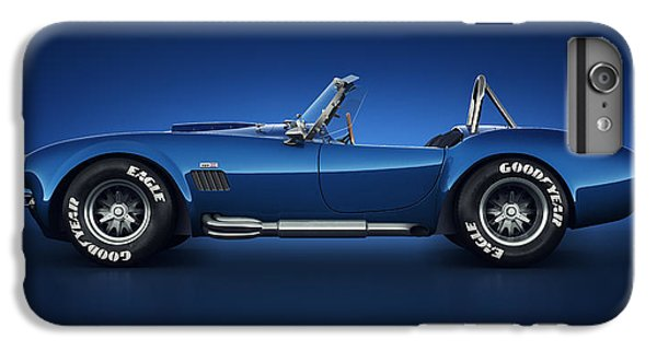 Shelby Cobra 427 - Water Snake IPhone 6 Plus Case by Marc Orphanos