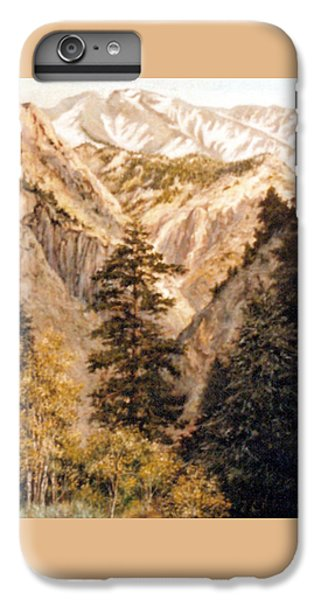 Shirley Temple Mine IPhone 6 Plus Case by Donna Tucker