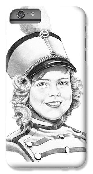 Shirley Temple IPhone 6 Plus Case by Murphy Elliott