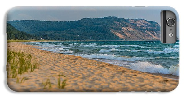 Sleeping Bear Dunes At Sunset IPhone 6 Plus Case by Sebastian Musial