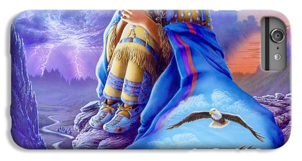 Soaring Spirit IPhone 6 Plus Case by Andrew Farley