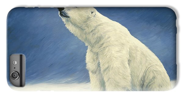Something In The Air IPhone 6 Plus Case by Lucie Bilodeau