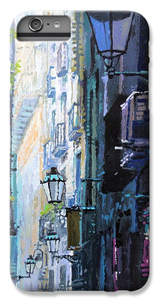 Spain Series 06 Barcelona IPhone 6 Plus Case by Yuriy Shevchuk