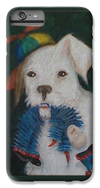 Sparky And Dick IPhone 6 Plus Case by Georgia Griffin