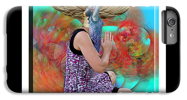 Spore IPhone 6 Plus Case by Betsy Knapp