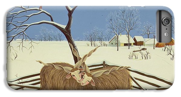 Spring In Winter IPhone 6 Plus Case by Magdolna Ban