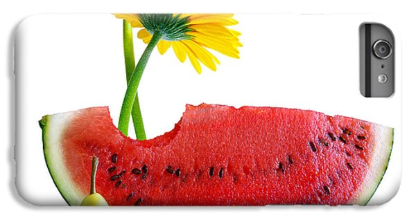 Spring Watermelon IPhone 6 Plus Case by Carlos Caetano