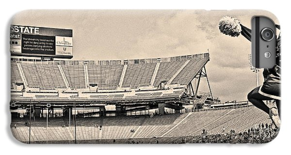 Stadium Cheer Black And White IPhone 6 Plus Case by Tom Gari Gallery-Three-Photography