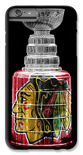 Stanley Cup 6 IPhone 6 Plus Case by Andrew Fare