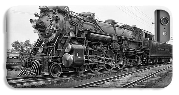 Steam Locomotive Crescent Limited C. 1927 IPhone 6 Plus Case by Daniel Hagerman
