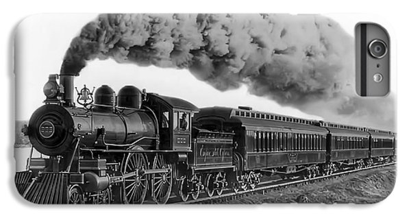 Steam Locomotive No. 999 - C. 1893 IPhone 6 Plus Case by Daniel Hagerman