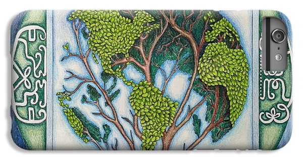 Stewardship Of The Earth IPhone 6 Plus Case by Arla Patch