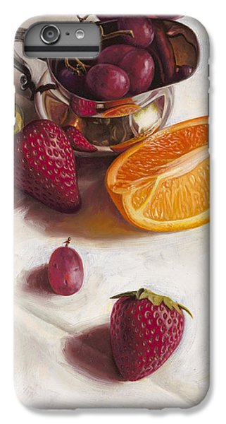 Still Life Reflections IPhone 6 Plus Case by Ron Crabb