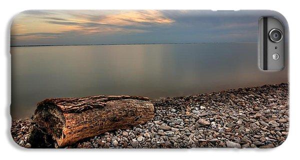 Stone Beach IPhone 6 Plus Case by James Dean