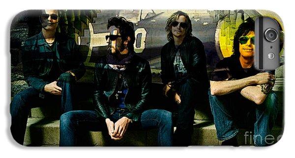 Stone Temple Pilots IPhone 6 Plus Case by Marvin Blaine