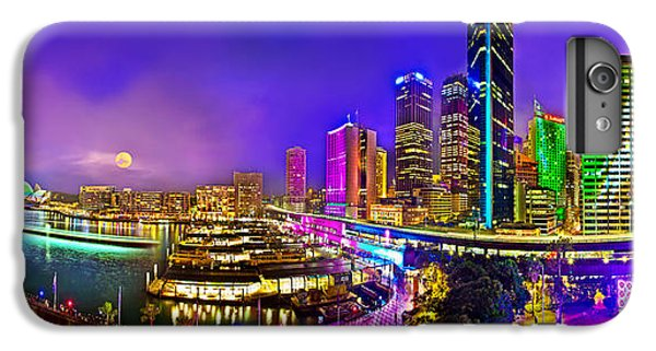 Sydney Vivid Festival IPhone 6 Plus Case by Az Jackson