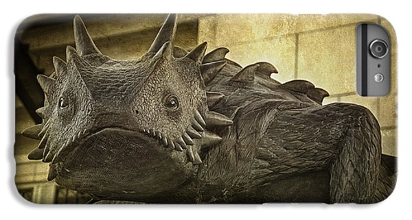 Tcu Horned Frog IPhone 6 Plus Case by Joan Carroll