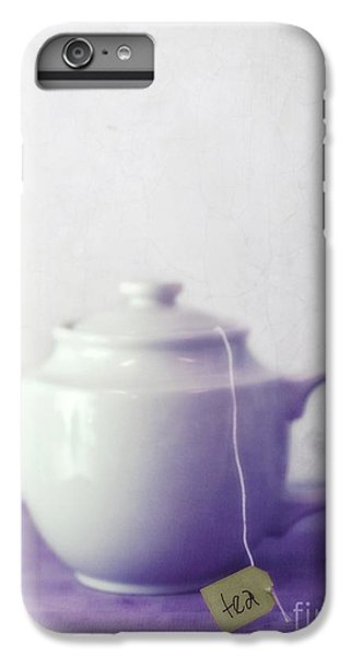Tea Jug IPhone 6 Plus Case by Priska Wettstein