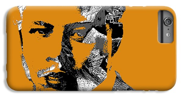 Terrence Howard Collection IPhone 6 Plus Case by Marvin Blaine