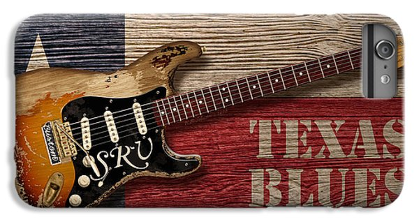Texas Blues IPhone 6 Plus Case by WB Johnston