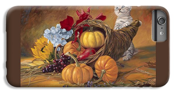 Thankful IPhone 6 Plus Case by Lucie Bilodeau