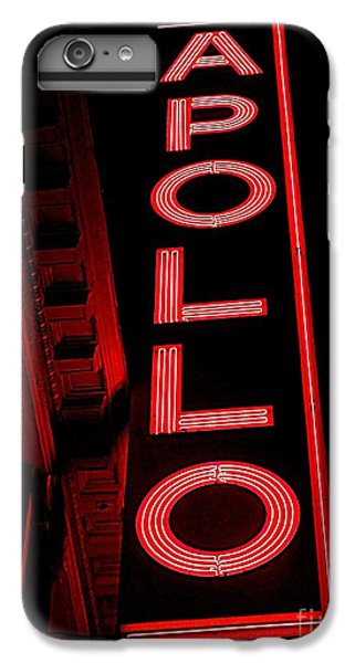 The Apollo IPhone 6 Plus Case by Ed Weidman
