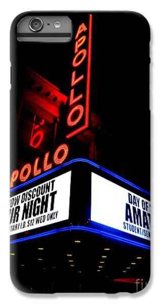 The Apollo Theater IPhone 6 Plus Case by Ed Weidman