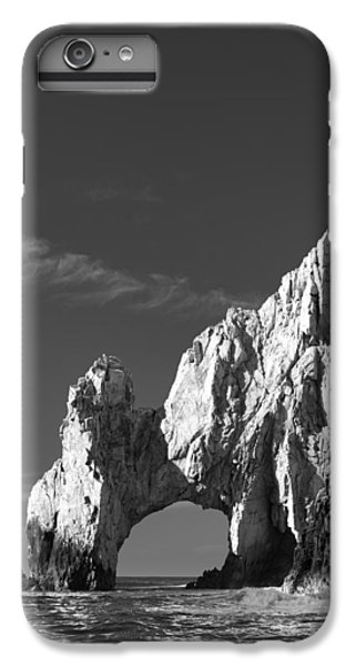 The Arch In Black And White IPhone 6 Plus Case by Sebastian Musial