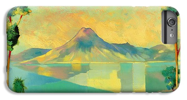 The Art Of Long Distance Breathing IPhone 6 Plus Case by Andrew Hewkin