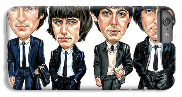 The Beatles IPhone 6 Plus Case by Art