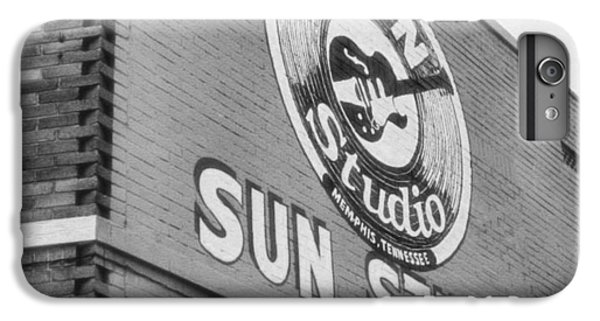 The Famous Sun Studio In Memphis Tennessee IPhone 6 Plus Case by Dan Sproul
