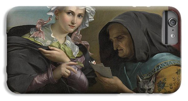 The Fortune Teller IPhone 6 Plus Case by Adele Kindt