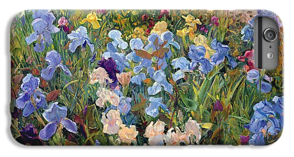 The Iris Bed IPhone 6 Plus Case by Timothy Easton