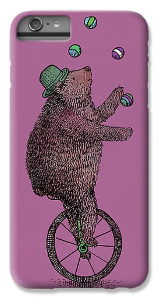 The Juggler IPhone 6 Plus Case by Eric Fan