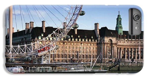The London Eye And County Hall IPhone 6 Plus Case by Rod McLean