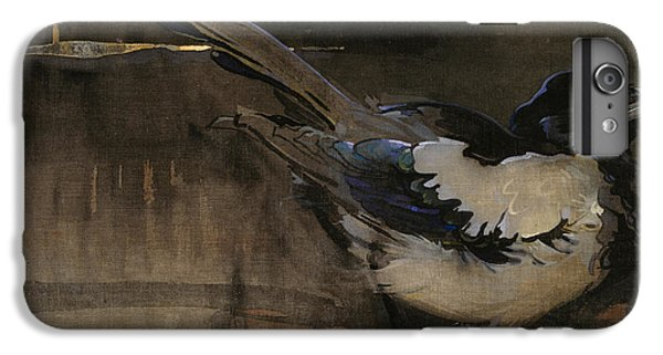 The Magpie IPhone 6 Plus Case by Joseph Crawhall