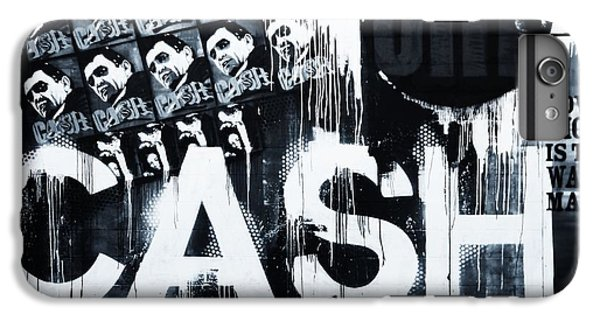 The Man In Black IPhone 6 Plus Case by Dan Sproul