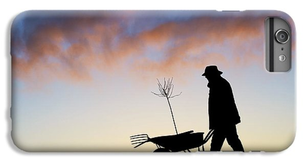 The Man Who Plants Trees IPhone 6 Plus Case by Tim Gainey