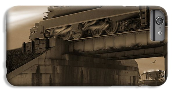 The Overpass 2 IPhone 6 Plus Case by Mike McGlothlen