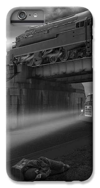 The Overpass IPhone 6 Plus Case by Mike McGlothlen